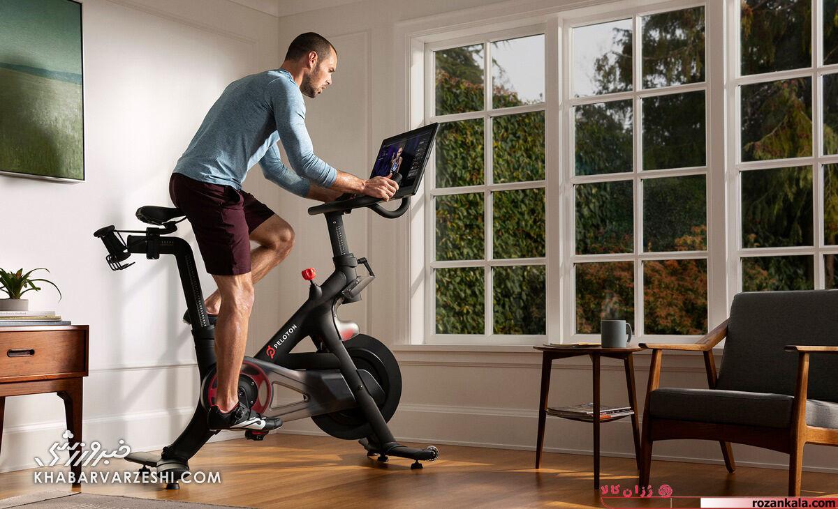 فواید دوچرخه ثابت برای سلامت جسمی و روانی