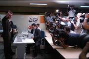 علی کریمی در نقش ناصر حجازی