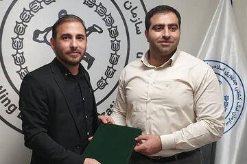 حکم جدید نصیرزاده و معرفی سخنگوی سازمان لیگ کشتی