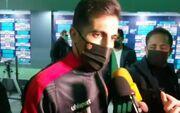 ویدیو| امیری: هواداران شک نکنند تیممان به ایدهآل برمیگردد