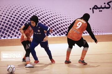 اعلام برنامه هفته اول لیگ برتر فوتسال زنان