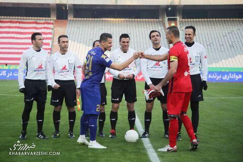گزارش تصویری| تقسیم امتیازات بازی استقلال و پرسپولیس در دربی ۹۴