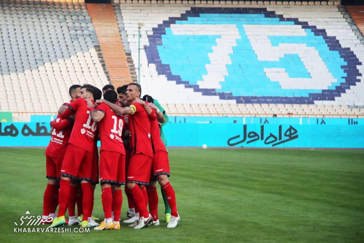 عکس| پرسپولیس، هشتمین تیم آسیا در سال ۲۰۲۰