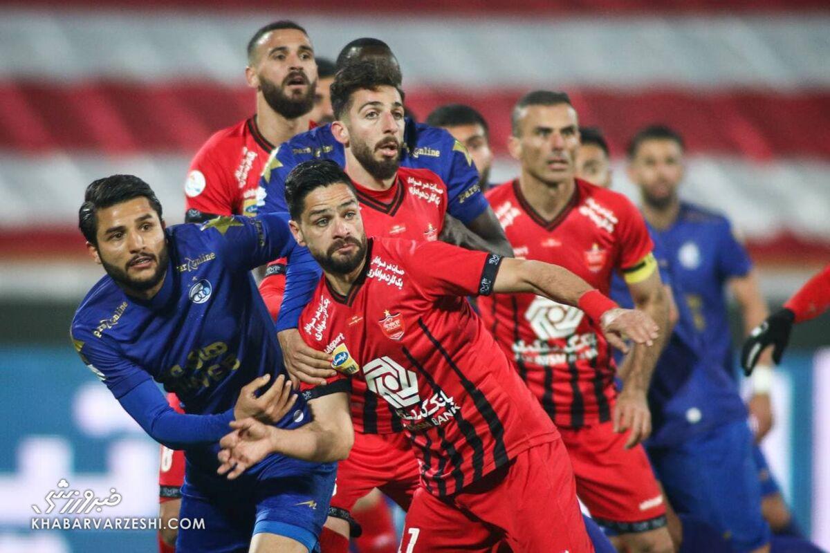 پرسپولیس برترین تیم ایران در ردهبندی سایت فوتبال دیتابیس