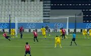 عکس| خلیلزاده در تیم منتخب هفته لیگ ستارگان قطر