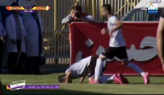 ویدیو  خلاصه بازی نفت مسجد سلیمان ۳-۱ شهرخودرو