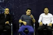 دیدار تصویری بنا و سوریان با کشتیگیران سیستانوبلوچستان