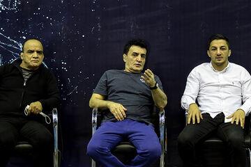 تمرین ایستگاهی فرنگیکاران با حضور نایب رییس فدراسیون