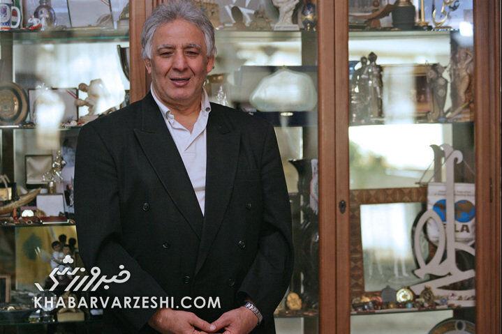 محمدرضا طالقانی: چوب حراج به آبروی علی دایی زدند