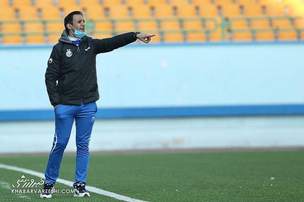 آرش برهانی: بازیکنی که روی او حساب باز کرده بودیم را دیگر نداریم/  هواداران استقلال خسته شدهاند