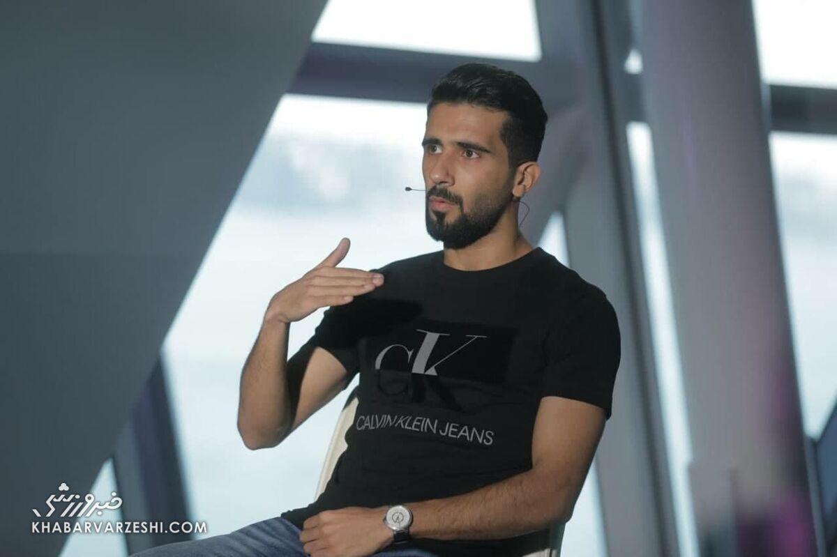 بشار رسن: السد یا النصر به فینال آسیا میرسیدند، بدونشک قهرمان میشدند!