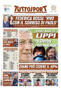 روزنامه توتو| لیپی: دربیِ فرزندان من