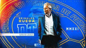 رینالدو روئدا سرمربی جدید کلمبیا شد