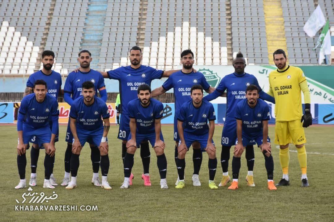 واکنش باشگاه گلگهر سیرجان به اسامی بازیکنان جدید