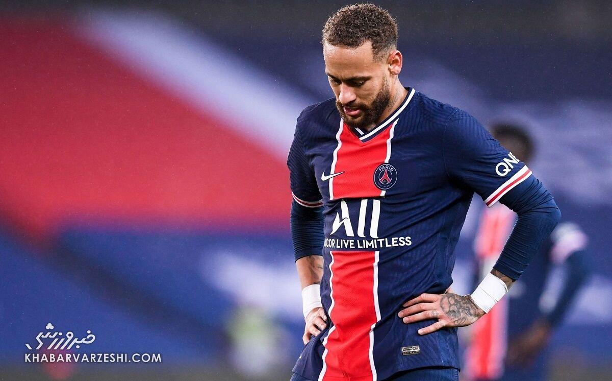 افشاگری نیمار: میخواستم از فوتبال خداحافظی کنم