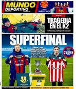 روزنامه موندو| سوپرفینال