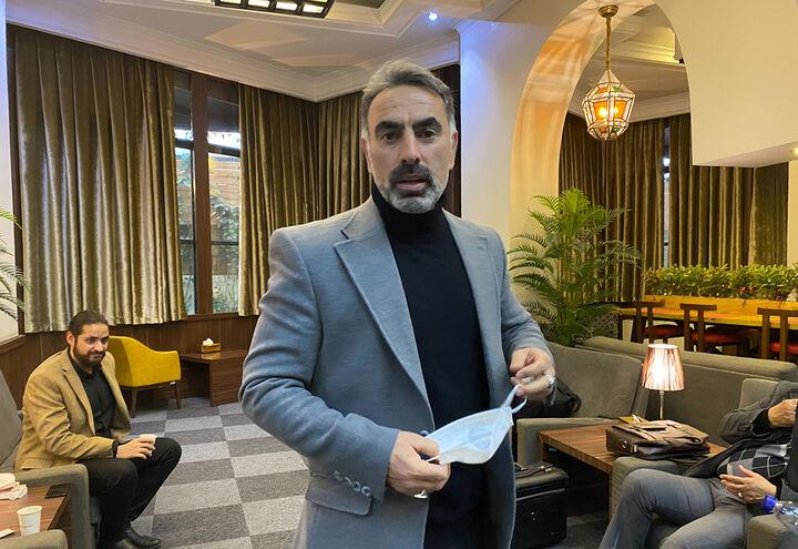 سفر استقلال به تبریز