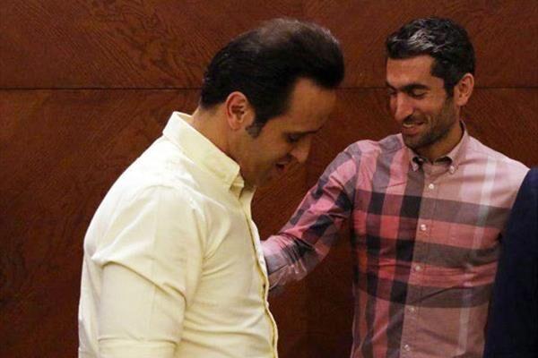 مجتبی جباری: امیدوارم علی کریمی رئیس فدراسیون فوتبال شود