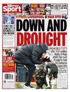 روزنامه میرر| پایین و خشکسالی