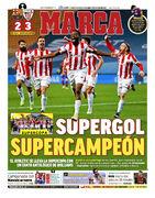 روزنامه مارکا| سوپرگل در سوپرجام