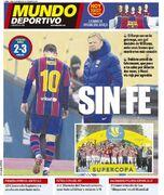 روزنامه اسپورت| بدون ایمان