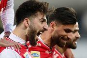 گزارش تصویری| پیروزی سخت پرسپولیس مقابل فولادخوزستان