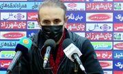 ویدیو| گلمحمدی: کمبود بازیکن نداریم؛ من و افشین پیروانی هستیم!