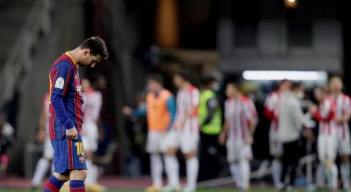 ویدیو| خلاصه بازی بارسلونا ۲-۳ اتلتیک بیلبائو