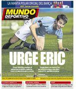 روزنامه موندو| اصرار اریک