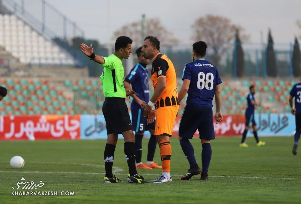 اعتراض باشگاه مس رفسنجان به اشتباهات تیم داوری