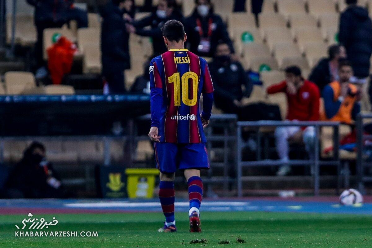 اعتراض هواداران تیمهای رقیب بابت جریمه کم مسی: لئو، پسر طلایی لالیگاست!