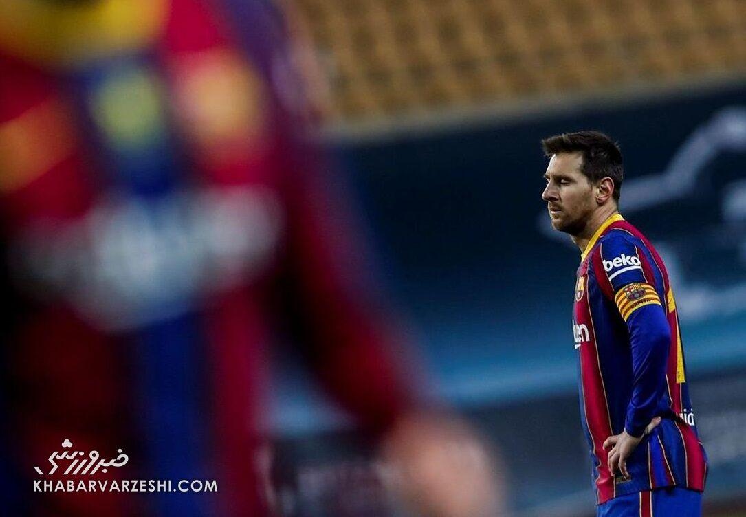 خوان لاپورتا: بارسلونا به ماندن لیونل مسی نیاز دارد