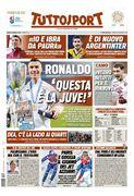 روزنامه توتو| رونالدو: این یووه است!