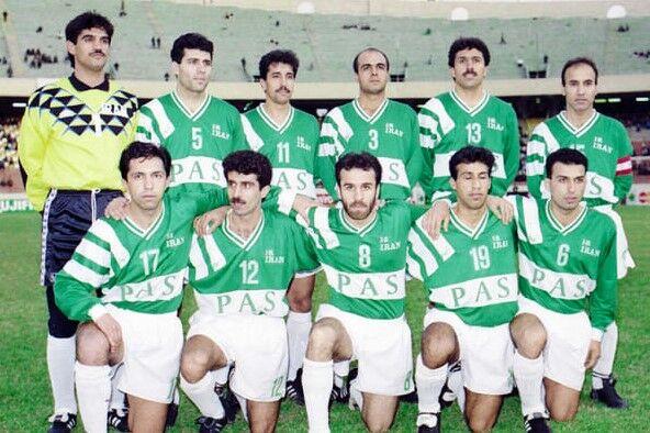عکس| یادی از اولین و آخرین قهرمانی پاس تهران در آسیا