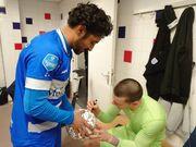 ستاره ایرانی در لیگ هلند تاریخساز شد