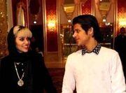 ویدیو| جشن تولد همسر مهدی قایدی در کنار دریاچه چیتگر