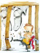 کارتون| گلمحمدی هیئتمدیره پرسپولیس را راحت نمیگذارد!