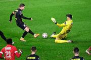 بیرانوند در خانه دو گل خورد؛ آنتورپ بازی برده را باخت