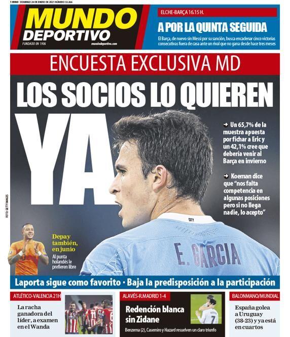 روزنامه موندو  شرکا، بله را گفتند