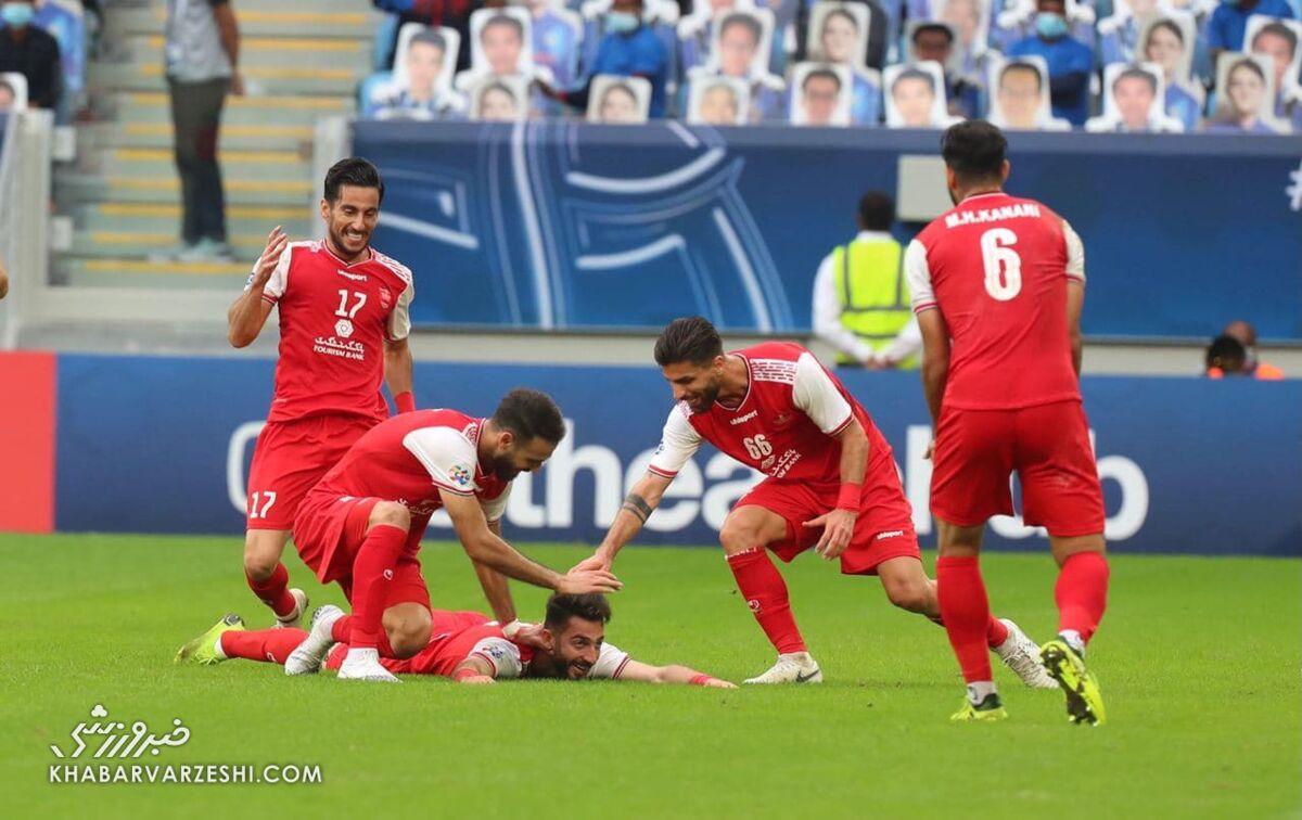 درخواست پرسپولیس برای میزبانی لیگ قهرمانان آسیا