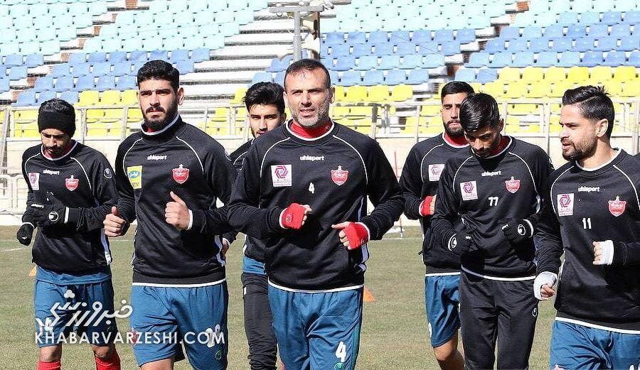 اصرار سیدجلال حسینی برای بازی در اراک