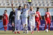گزارش تصویری| اولین شکست پرسپولیس در لیگ بیستم مقابل آلومینیوم اراک