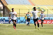 گزارش تصویری| پیروزی سپاهان مقابل صنعت نفت در بازی جذاب