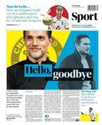 روزنامه گاردین| سلام، خداحافظی
