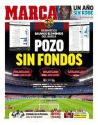 روزنامه مارکا| بدون بودجه