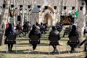 گرامیداشت اولین سالگرد شهید گمنام در فدراسیونکشتی