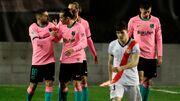 ویدیو| خلاصه بازی رایووایکانو ۱-۲ بارسلونا