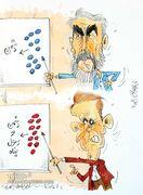 کارتون  آنالیز فکری و گلمحمدی از مشکل اصلی استقلال و پرسپولیس