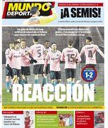 روزنامه موندو| واکنش