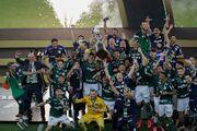 قهرمانی دراماتیک پالمیراس در فینال برزیلی